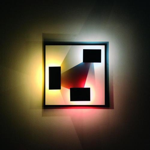 Árnyék II. (LED lamp)